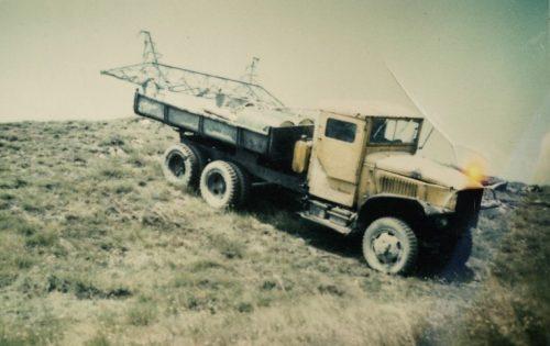Camion « GMC »